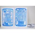 Астра Помпонная смесь махровое чудо (0,2 грамм белый пакет) ДемСиб*20