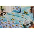 Комплект постельного белья 2 спальное 215*175 бязь набивная, плотность 125 Вдохновение