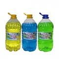 РУНО жидкое мыло Лимон, ПЭТ бутылка 5л *2