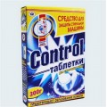 CONTROL таблетки для смягчения,воды 300г *24
