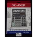 Калькулятор SKAINER SK-714 12 разрядный , бухгалтерский , настольный