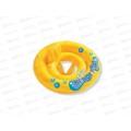 Круг надувной 59574 67см с сиденьем для малышей от 1 года  INTEX