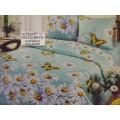 Комплект постельного белья  2х спальный 215*175 европростынь бязь,плотность125 Вдохновение