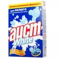 Аист-White для белого/светлоокрашенного белья. стиральный порошок 400г *30