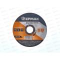 Диск отрезной  по металлу ЕРМАК Профи 115*1,2*22мм 664-118