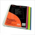 Мультифор А4 LAMARK до 100л, цветная кантовка, 40мкм, 0064 *1*100/2000