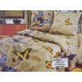 Комплект постельного белья 1.5 спальное 215*150 бязь набивная, плотность 125 Эйфория