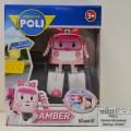 POLI, трансформер Эмбер 83047 (7,5см)