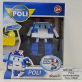 POLI, трансформер Поли 83046 (7,5см)  *24