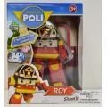 POLI, трансформер Рой 83170 (10см)  *12