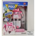 POLI, трансформер Эмбер 83172 (10см) *12