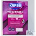 Клей KRASS флизелиновый для обоев 300 грамм  Россия *12