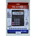 Калькулятор SKAINER SK-400L 12разрядный бухгалтерский настольный