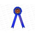 Значок-орден пластик выпускница 6,7см 676410