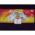 Акварель ГАММА Мультики 12 цветов  картонная упаковка, с кистью, 211049 *40