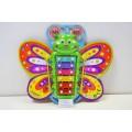 Ксилофон - бабочка, CRD 25х21см FD043В, Н26108