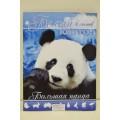 Картон Белый А4 ТПМ  8л Большая панда, БК8001 *90