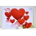 Альбом для рисования 12 листов ПГС Сердце, офсетный *40