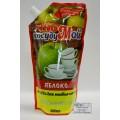 РУНО средство для мытья посуды Яблоко мягкая упаковка 0,5л *12