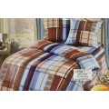 Комплект постельного белья 1.5 спальное 215*150 бязь набивная, плотность 125 Ромэо