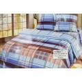 Комплект постельного белья 2 спальное 215*175 бязь набивная ,плотность 125 Ромэо