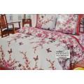 Комплект постельного белья 2 спальное 215*175 бязь набивная, плотность 125 Сакура