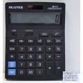 Калькулятор SKAINER SK-111 12 разрядный , настольный , черный *10/40