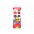 Акварель EK Artberry 12 цветов  пластиковая упаковка, защита яркости, 41724 *7/56