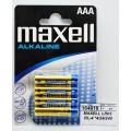 MAXELL LR03 BL-4 *4/48/240