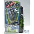DORCO PACE6 Plus подарочный набор станок с 6лезвиями и триммером+1касетой+гель для душа200мл