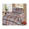 Комплект постельного белья 2 спальное 215*175 бязь набивная ,плотность 125 Европа