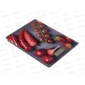 Весы кухонные SA-6077BS 8кг электронные  перцы