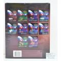 Набор 48 листов тетрадей АКАД 10 предметных, Российский флаг, EAC-7112*6