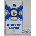 AAM 100мл Korvet Arctic, туалетная вода (мужская.) *18