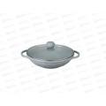 ВОК ВК-3819 32см 4,6л Silver Marble *2