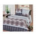 Комплект постельного белья  2спальное 215*175 европростынь бязь, плотность 125 Орландо
