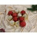 Набор елочных шаров 6см, 12 шт., AL-2657 *60