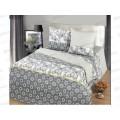 Комплект постельного белья 2 спальное 215*175 бязь набивная, плотность 125 Герда