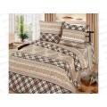 Комплект постельного белья 2 спальное 215*175 бязь набивная, плотность 125 Доминго
