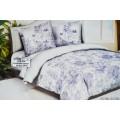 Комплект постельного белья 2 спальное PANDORA сатин   5D дизайн 5178