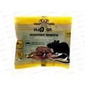 NADZOR восковые таблетки от мышей и крыс 100г  *50