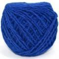 Пряжа 100% акрил 50гр130м (темно синий) 32 *10