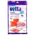 Пакет Vetta вакуумный, клапан для пылесоса 70*100см 457-058 г