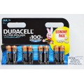 DURACELL MN1500 LR6 UltraPower 8шт *12