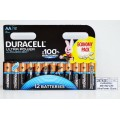 DURACELL MN1500 LR6 UltraPower 12шт *12