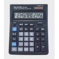 Калькулятор SKAINER SK-664L 16 разрядный, настольный, черный