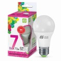 Лампа светодиодная ASD LED-A60-standard  7Вт E27 6500К 600Лм *100