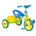 Велосипед 3-х колесный RICH FAMILY XG11214 зеленый