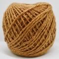 Пряжа 70% шерсть,30%акрил 50гр130м (коричневый)*10