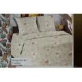 Комплект постельного белья 2,0спальный Лен с европростыней Волшебство 21008-1